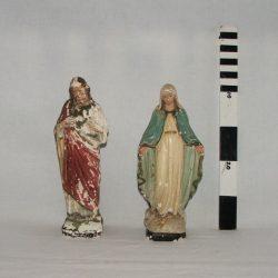 Mary & Jesus Statuettes