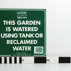 Pool & Water Signs