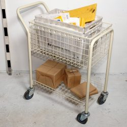 Mail Trolleys & all forms of mail