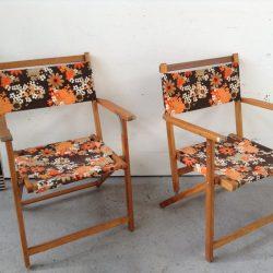 Portable Seats & Tables